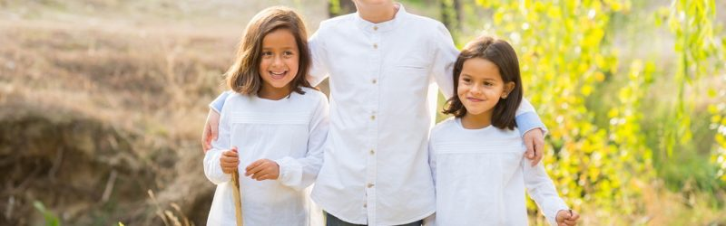 Pablo, Laura y Elena